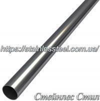 Труба нержавеющая круглая 50,8Х2,0 AISI 304 (полированная, 600 grit)