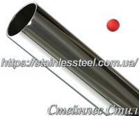 Труба нержавеющая круглая 52Х1,5 AISI 304