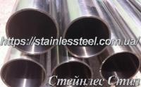 Труба нержавеющая круглая 85,0Х2,0 AISI 304 (полированная, 600 grit)