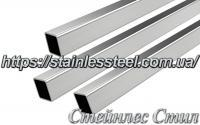 Stainless Pipe profile 20Х20Х1,5 AISI 201 (600 grit)