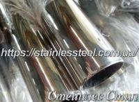 Труба нержавеющая круглая 60,3Х2,0 AISI 201