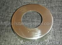 Чашка (крышка) AISI 201 для трубы ∅ 50.8 мм