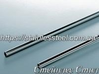 Tube stainless round 14Х2 AISI 201 (mirror)