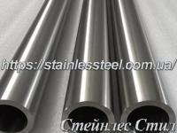 Tube stainless round 16Х2 AISI 201 (mirror)