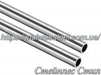 Tube stainless round 12Х2 AISI 201 (mirror)