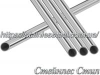 Tube stainless round 26,9Х3 AISI 201 (mirror)