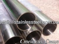 Tube stainless round 57Х3 AISI 201 (mirror)