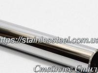 Tube stainless round 14Х2 AISI 304 (polished 600 grit)