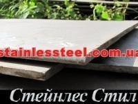 Sheet of stainless aisi 321 hot rolled 18Х1000Х3500