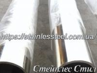 Tube stainless round 48,3Х3 AISI 201 (mirror)