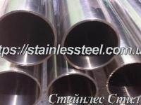 Tube stainless round 85,0Х2,0 AISI 304 (polished 600 grit)