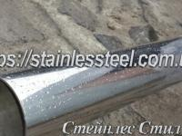 Tube stainless round 88,9Х2 AISI 304 (polished 600 grit)