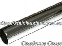 Tube stainless round 20Х1,5 AISI 201 (mirror)