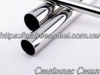 Tube stainless round 38Х1,2 AISI 201 (mirror)