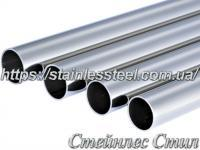 Tube stainless round 42,4Х1,2 AISI 201 (mirror)