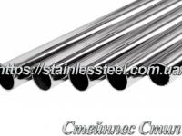 Tube stainless round 42,4Х2,0 AISI 201 (mirror)