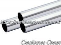Tube stainless round 57,0Х1,5 AISI 201 (mirror)