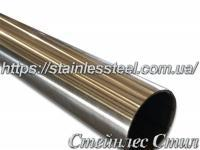 Tube stainless round 60,3Х1,5 AISI 201 (mirror)