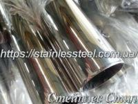 Tube stainless round 60,3Х2,0 AISI 201 (mirror)