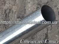 Tube stainless round 80,0Х1,5 AISI 201 (mirror)