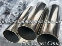 Tube stainless round 88,9Х1,5 AISI 201 (mirror)