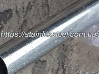 Tube stainless round 88,9Х2 AISI 201 (mirror)