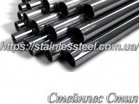 Tube stainless round 12Х1,5 AISI 304 (polished 600 grit)