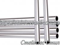 Tube stainless round 16Х1 AISI 304 (polished 600 grit)