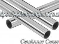 Tube stainless round 16Х1,2 AISI 304 (polished 600 grit)