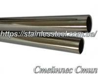 Tube stainless round 25,0Х1,5 AISI 304 (polished 600 grit)