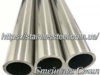 Tube stainless round 25Х3 AISI 304 (polished 600 grit)