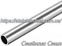 Tube stainless round 26,9Х3 AISI 304 (polished 600 grit)