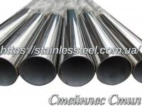 Tube stainless round 30,0Х1,5 AISI 304 (polished 600 grit)