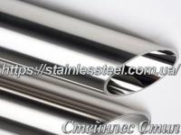 Tube stainless round 30Х2 AISI 304 (polished 600 grit)