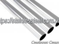 Tube stainless round 38,0Х2,0 AISI 304 (polished 600 grit)