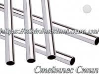 Tube stainless round 40Х1 AISI 304 (polished 600 grit)