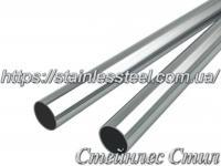 Tube stainless round 42,4Х2 AISI 304 (polished 600 grit)