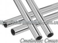 Tube stainless round 48,3Х1,5 AISI 304 (polished 600 grit)