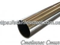 Tube stainless round 60,3Х2,0 AISI 304 (polished 600 grit)