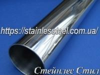 Tube stainless round 60,3Х3,0 AISI 304 (polished 600 grit)