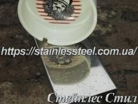 Stainless Pipe profile 60Х60Х1,5 AISI 304 (mirror)