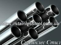 Tube stainless round 12Х1,5 AISI 201 (mirror)
