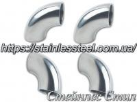 Elbow 20Х1,5 AISI 201 (polished, angle 90°)