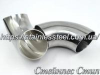 Elbow 25Х1,5 AISI 201 (polished, angle 90°)