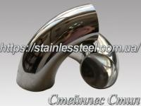Elbow 32Х1,5 AISI 201 (polished, angle 90°)