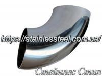 Elbow 70Х1,5 AISI 304 (polished, angle 90°)