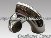 Elbow 40Х1,5 AISI 304 (polished, angle 90°)