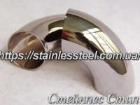 Elbow 40Х1,5 AISI 201 (polished, angle 90°)