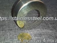 Чашка (крышка) AISI 201 для трубы ∅ 32 мм