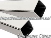 Stainless Pipe profile 10Х10Х1,0 AISI 201 (mirror polished to 600 grit)